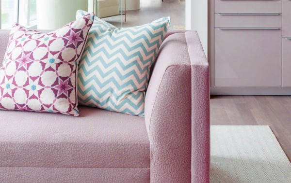 Living Room Inspiration: Modern Patterned Sofas Living Room Inspiration: Modern Patterned Sofas Koket Projects 10 600x379