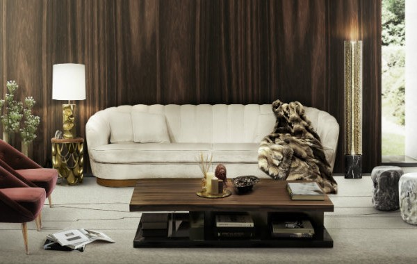 Living Room Inspiration: Leather Sofas Living Room Inspiration: Leather Sofas brabbu ambience press 56 1 HR 600x380