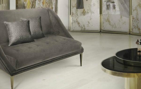 grey sofa Get A Midcentury Look With A Grey Sofa grey sofa 7 1 600x380