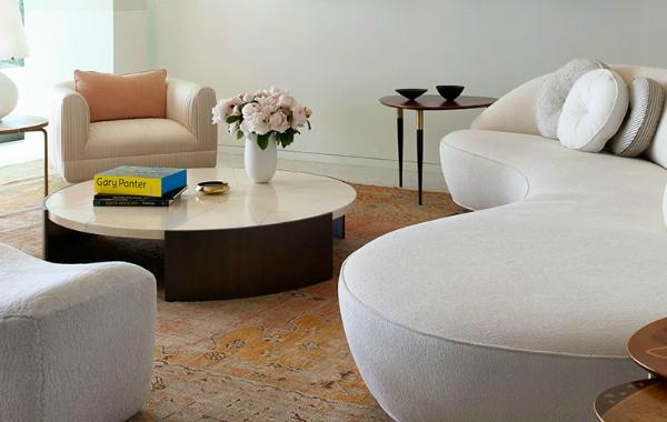 marmol radziner living room ideas modern sofas Modern Sofas in Living Room Projects by Marmol Radziner marmol radziner living room ideas 1 600x380
