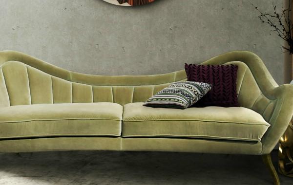 living room ideas 11 Gorgeous Living Room Ideas With A Green Sofa unique sofas design 7 2 600x380