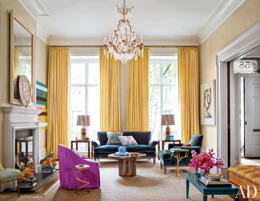 Dreamy Designer Living Room Ideas For This Spring