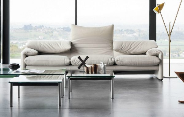 Incredible Modern Sofas By Cassina For A Contemporary Home cassina Incredible Modern Sofas By Cassina For A Contemporary Home Incredible Modern Sofas By Cassina For A Contemporary Home 11 600x380