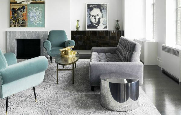 The Best Chesterfield Sofas For A Classic Yet Incredibly Stylish Home Decor deborah berke partners Modern Sofas In Living Room Projects By Deborah Berke Partners Modern Sofas In Living Room Projects By Deborah Berke Partners 600x380