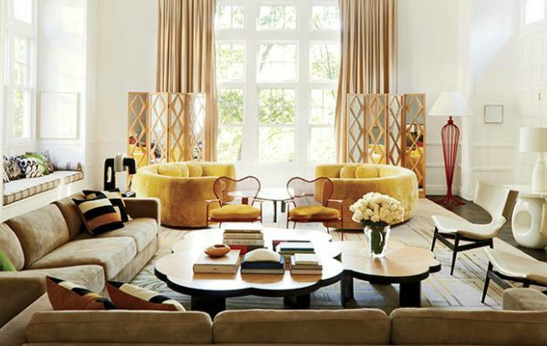 Modern Sofas In Living Room Projects By India Mahdavi india mahdavi Modern Sofas In Living Room Projects By India Mahdavi Modern Sofas In Living Room Projects By India Mahdavi 600x380