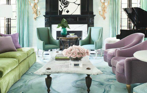 david dalton 6 Colorful Modern Sofas In Living Room Projects By David Dalton 6 Colorful Modern Sofas In Living Room Projects By David Dalton 600x380