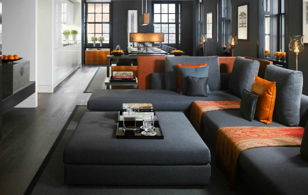 modern sofas Contemporary Modern Sofas In Living Room Projects By Woods Bagot NYC Contemporary Modern Sofas In Living Room Projects By Woods Bagot NYC 600x380