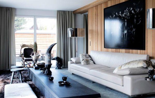 5 Sleek Modern Sofas In Interiors By Gilles & Boissier