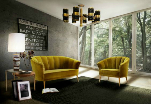 modern sofas 5 Striking Modern Sofas For a Refreshing Summer