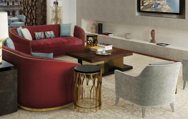 6 Tips On How To Decorate Around A Bold Velvet Sofa velvet sofa 6 Tips On How To Decorate Around A Bold Velvet Sofa Tips On How To Decorate Around A Bold Velvet Sofa 600x380