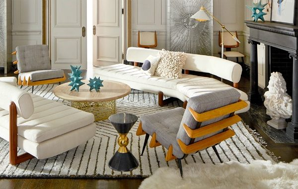 7 Must-Have Modern Sofas By Jonathan Adler For A Stylish Living Room