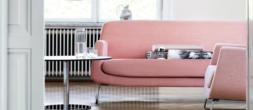 Chic Living Room Set Modern Sofas