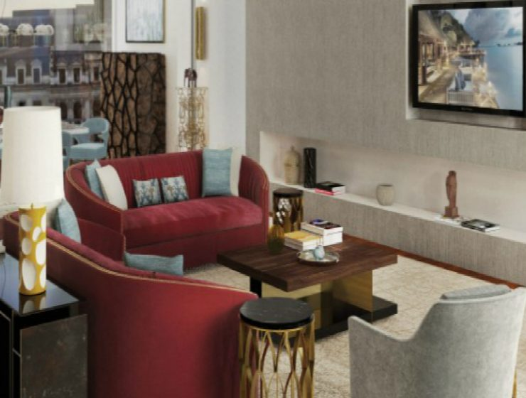 coffee table How to Style a Coffee Table in Your Living Room c 2 740x560