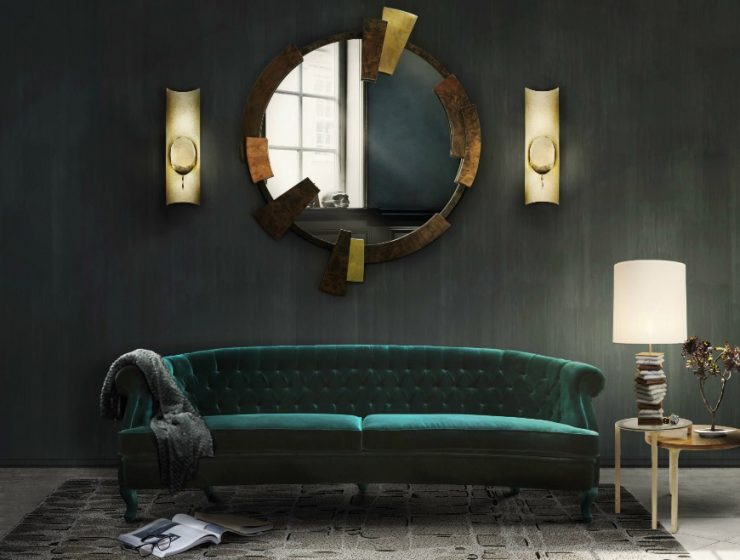 10 Green Sofas to Showcase your Living Room in 2019 green sofas Green Sofas to Showcase your Living Room in 2019 10 Green Sofas to Showcase your Living Room in 201914 740x560