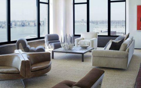 Sumptuous Grey Modern Sofas grey modern sofas SumptuousGrey Modern Sofas 1 3 480x300