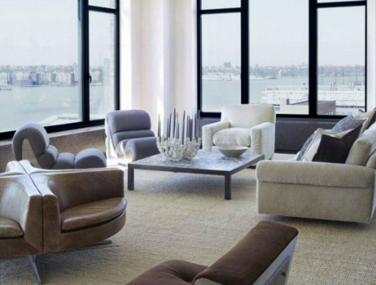 Sumptuous Grey Modern Sofas grey modern sofas SumptuousGrey Modern Sofas 1 3 740x560
