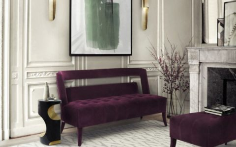 purple sofas 10 Ideas With Purple Sofas That Will Light Up Your Home 10 Ideas With Purple Sofas That Will Light Up Your Home10 1 480x300