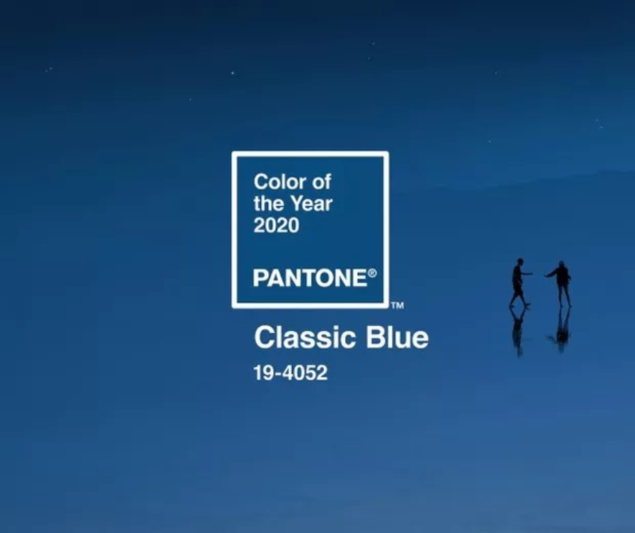 Pantone's Colour of the Year – Classic Blue pantone Pantone's Colour of the Year – Classic Blue Pantones Colour of the Year Classic Blue 2