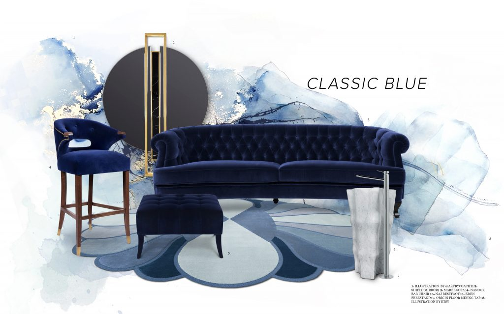 Pantone's Colour of the Year – Classic Blue pantone Pantone's Colour of the Year – Classic Blue classic blue 1024x639