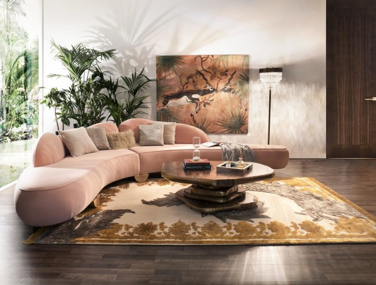 spring trends Spring Trends To Help You Choose The Best Sofa Living Room 1 740x560