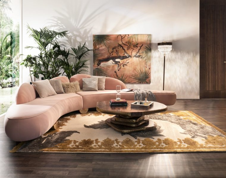 spring trends Spring Trends To Help You Choose The Best Sofa Living Room 1 760x600 modern sofas About Living Room 1 760x600