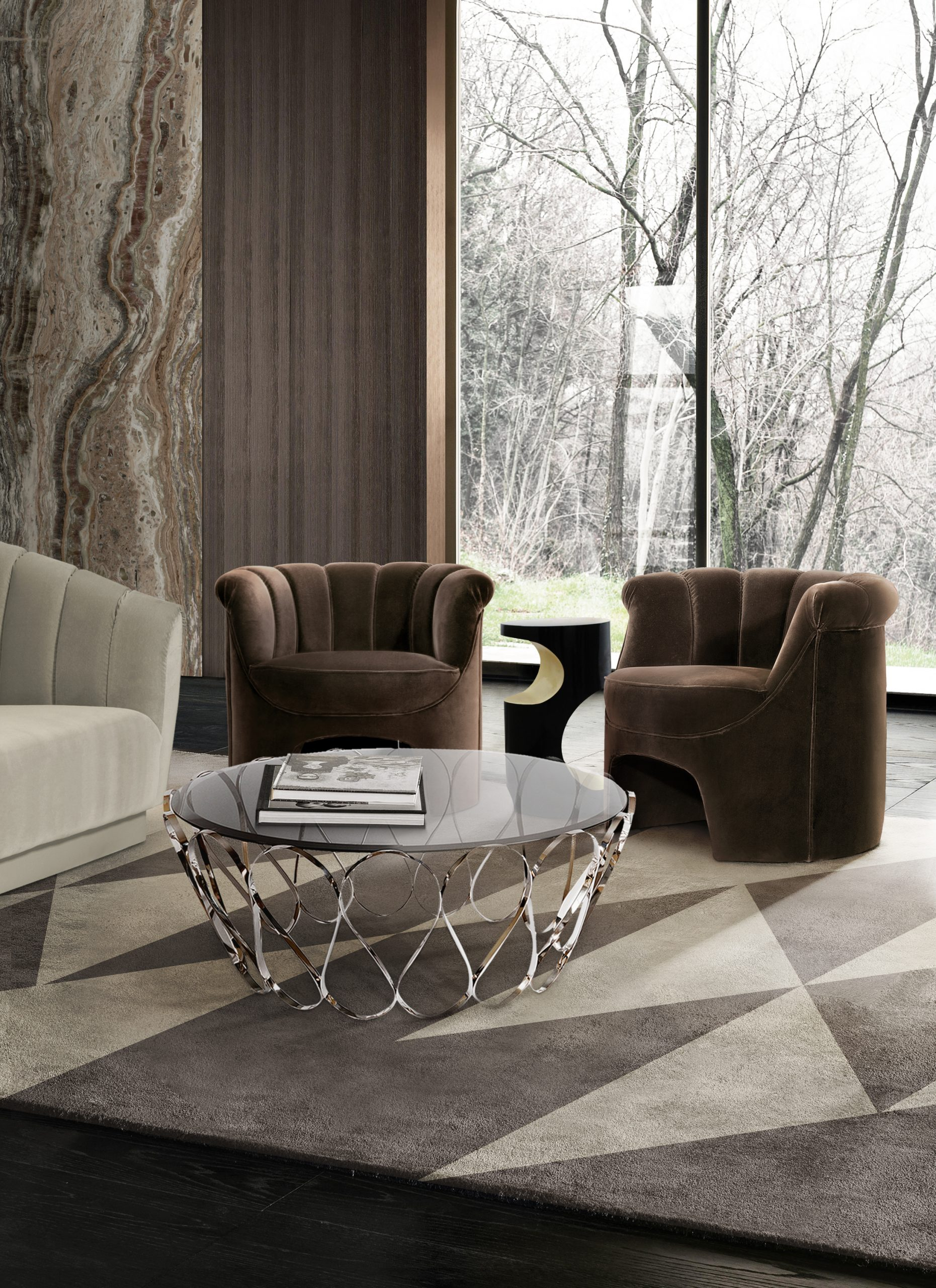 Earth Tones - How To Pick The Best Sofas To Blend Well With This Trend  earth tones Earth Tones – How To Pick The Best Sofas To Blend Well With This Trend 1 hera armchair aquarius origami rug scaled