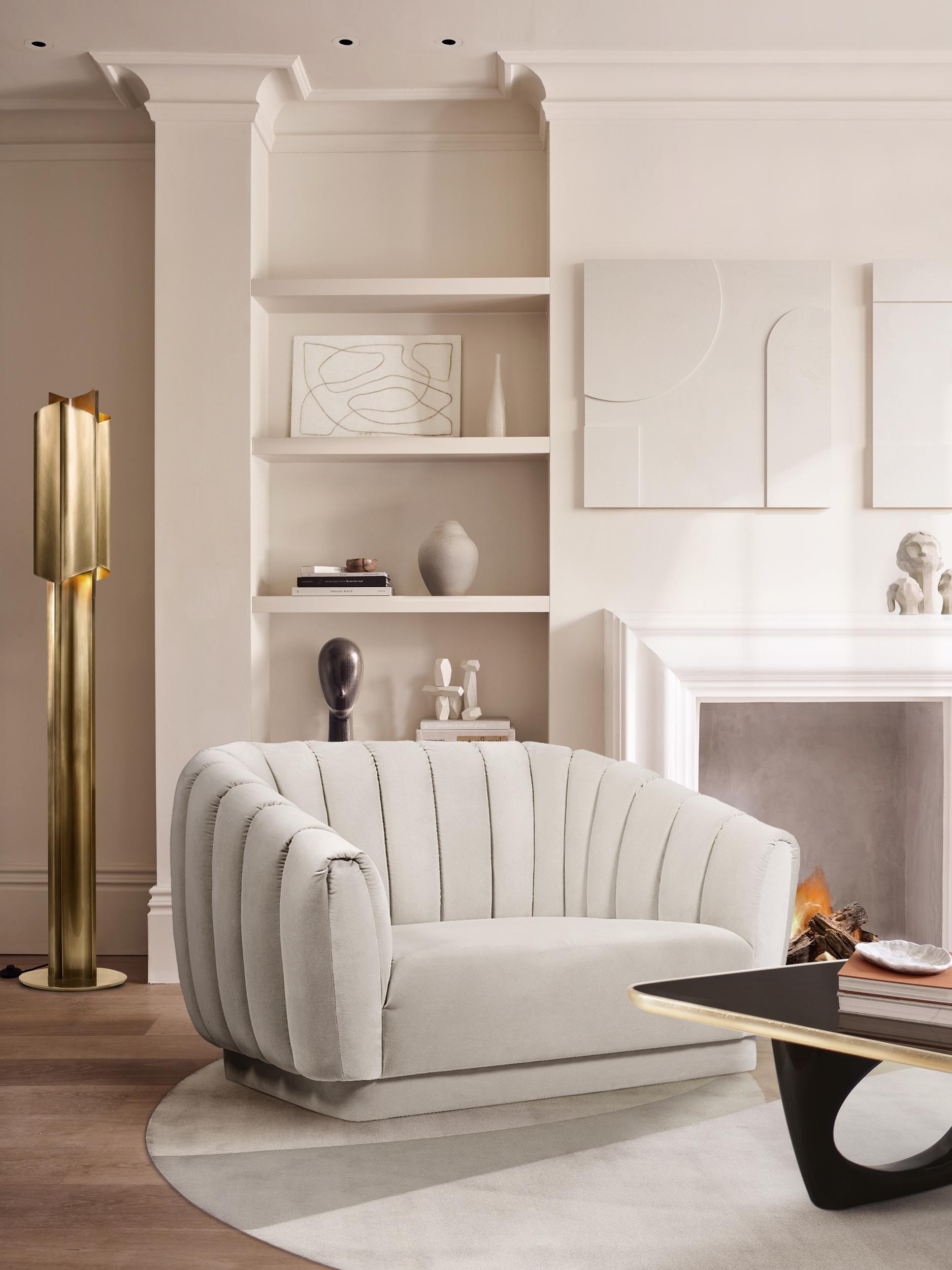 White Sofas - Discover How Elegant This Color Can Be white sofas White Sofas – Discover How Elegant This Color Can Be oreas single cyrus flor black sherwood