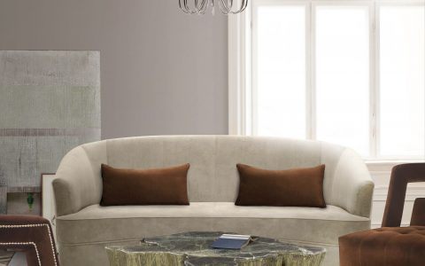 velvet sofas 5 Best Velvet Sofas For Modern Living Rooms BB saari sofa sequoia center terrazzo 480x300