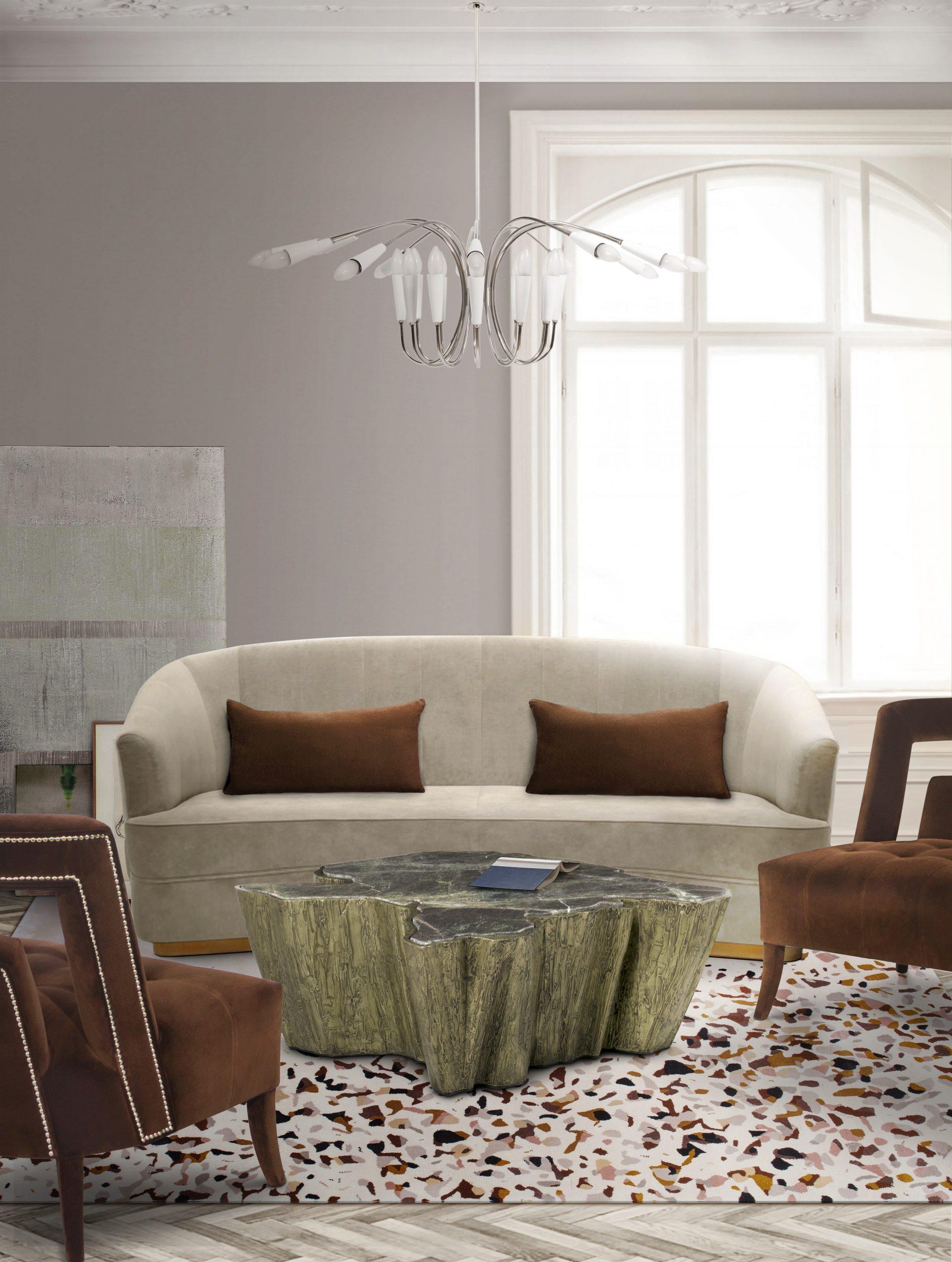 5 Best Velvet Sofas For Modern Living Rooms velvet sofas 5 Best Velvet Sofas For Modern Living Rooms BB saari sofa sequoia center terrazzo scaled