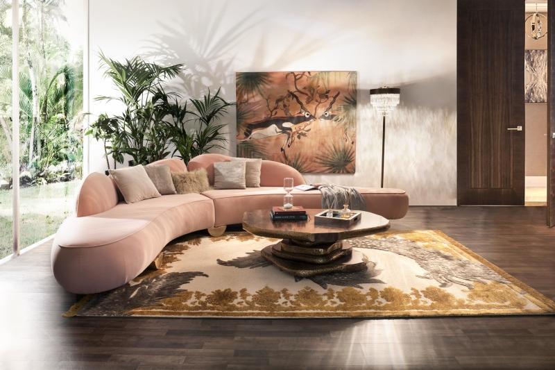 Autumn/Winter Trends 2020 - Modern Sofas Inspirations