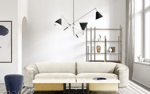 5 Special Sofas to Celebrate Modern Minimal Design