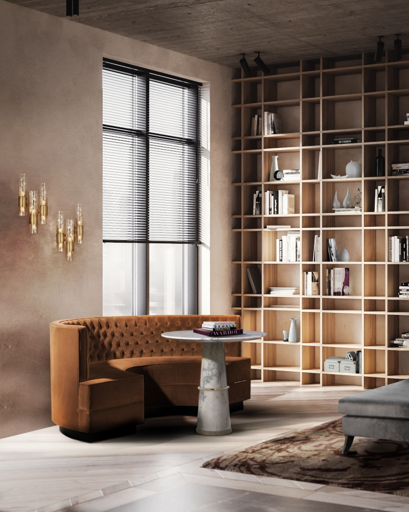 modern mid-century design Modern Mid-Century Design – The Best Sofas BB bourbon sofaagra coffee tablechaise longue