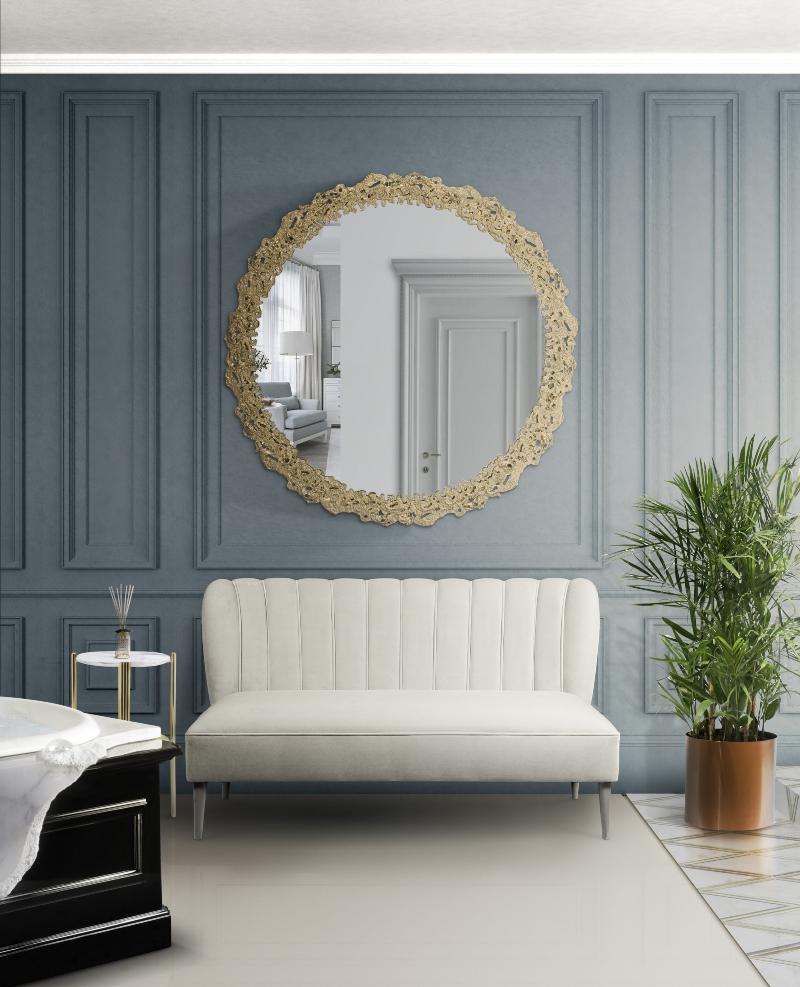 Modern Mid-Century Design – The Best Sofas modern mid-century design Modern Mid-Century Design – The Best Sofas bathroom dalyan 2seat cay mirror 2 1