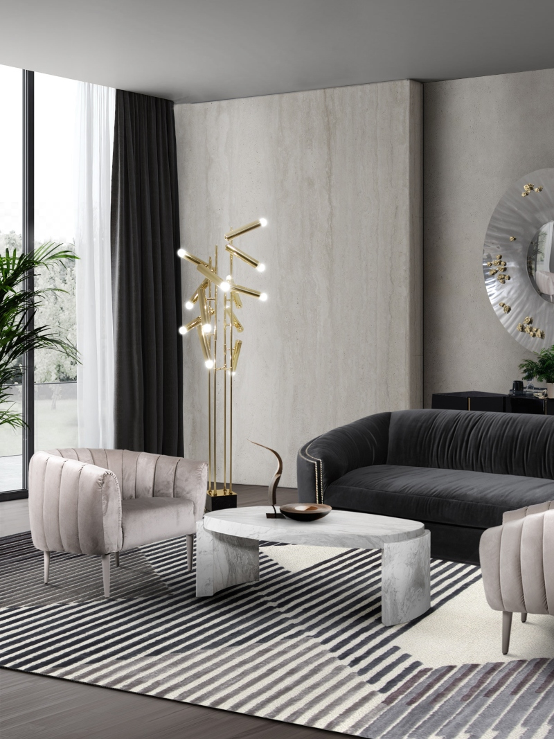 2021 Interior Design Trends - Start the New Year with a New Decor! 2021 interior design trends 2021 Interior Design Trends – Start the New Year with a New Decor! 2021 Interior Design Trends Start the New Year with a New Decor BOLD BLACK AND WHITE 1