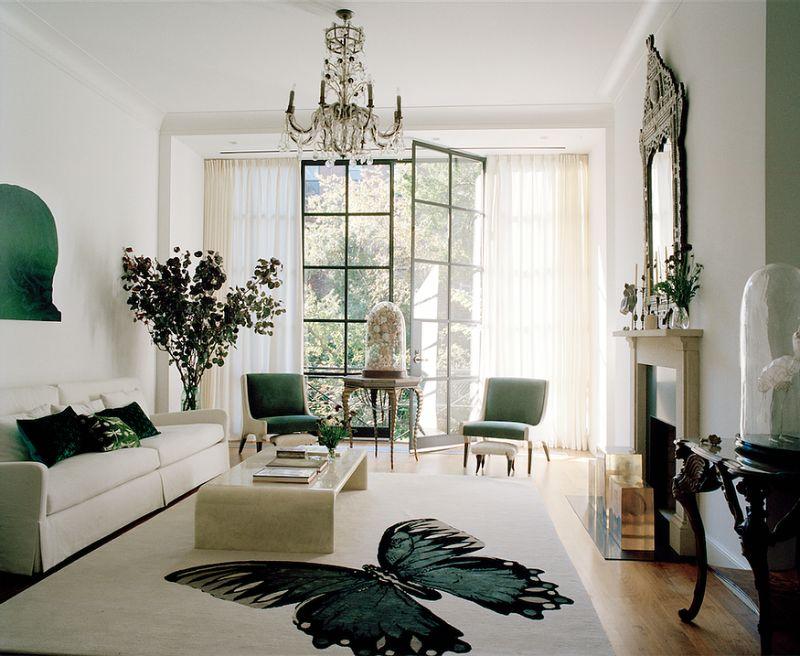 Virginia Tupker Inspiration For Modern Contemporary Living Room Sofas